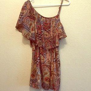 GB One shoulder Dress